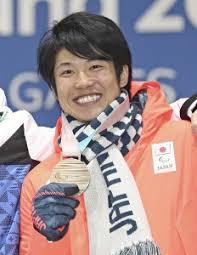 成田緑夢 金メダル