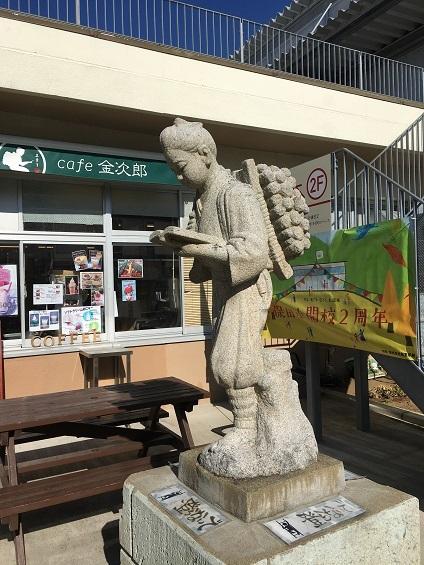 金次郎カフェ20180127