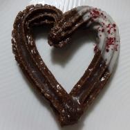 チュロショコラ ローズフレーバー