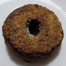 クロワッサンドーナツショコラ トーステッドココナツ