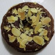 クロワッサンドーナツショコラ アーモンドキャラメリゼ