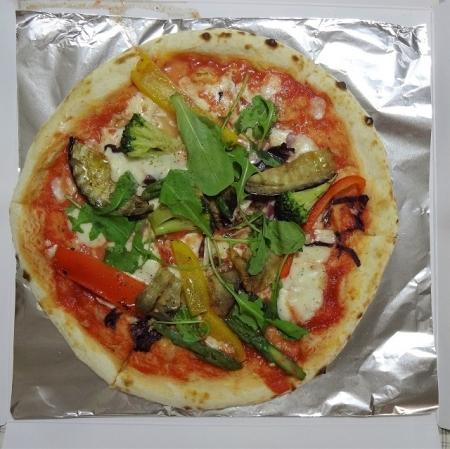 野菜のピッツァ・オルトラーナ 1188円