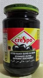 ブラックオリーブ 種抜き 160g 331円
