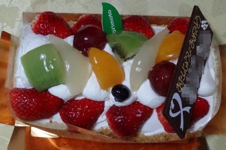 フルーツいっぱい(*^_^*)