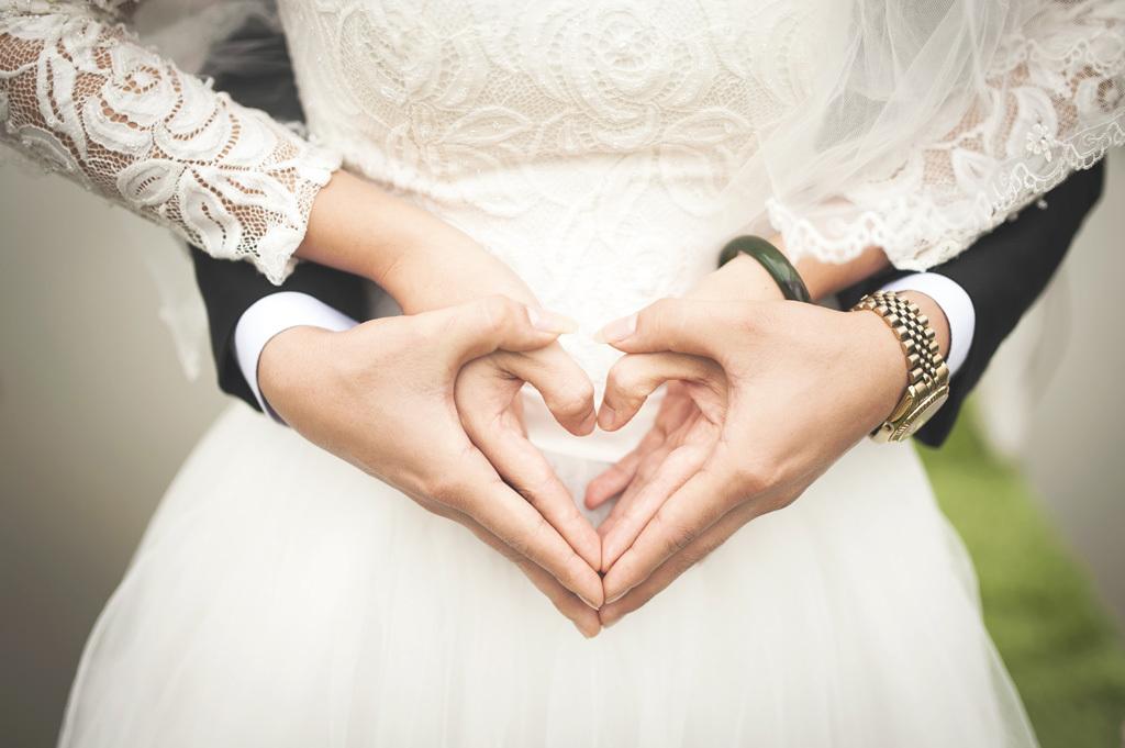 お二人が一体になるのが、潜在意識、阿頼耶識で達成する結婚です。
