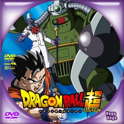 ドラゴンボール超40 D