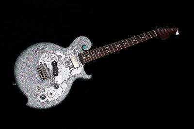 螺鈿ギター01