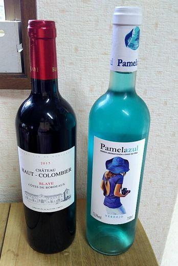 買ったワイン