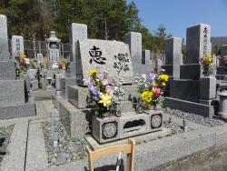 墓参り20180327-1