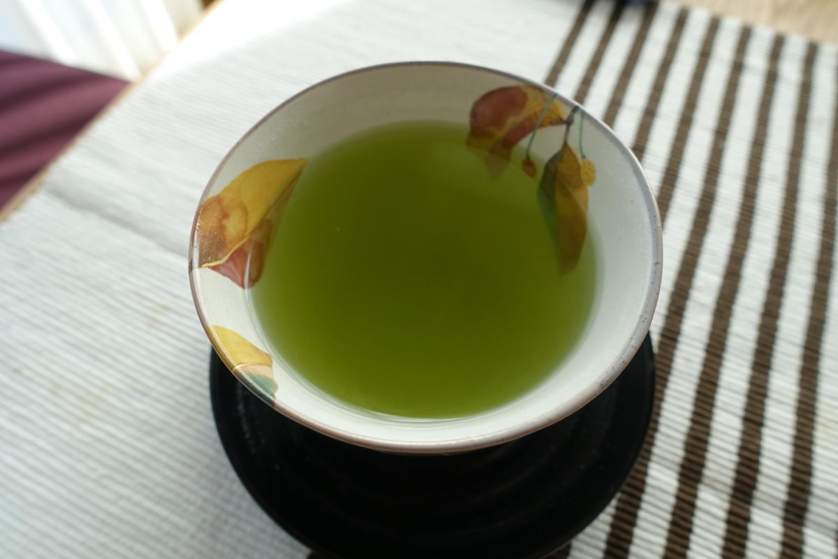 ぶっちさんのお茶