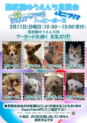 180311西武園dog