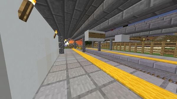 600.337、駅ホーム(左)