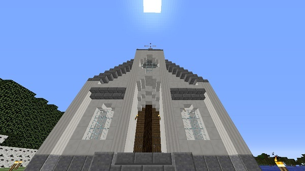 600.337、教会正面