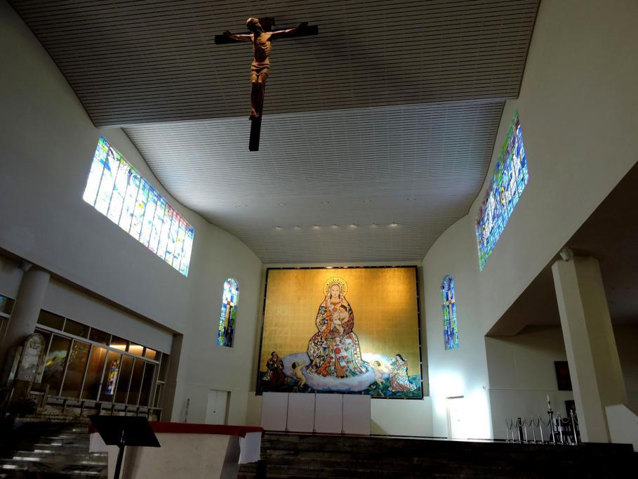 ⑤大阪カテドラル聖マリア大聖堂