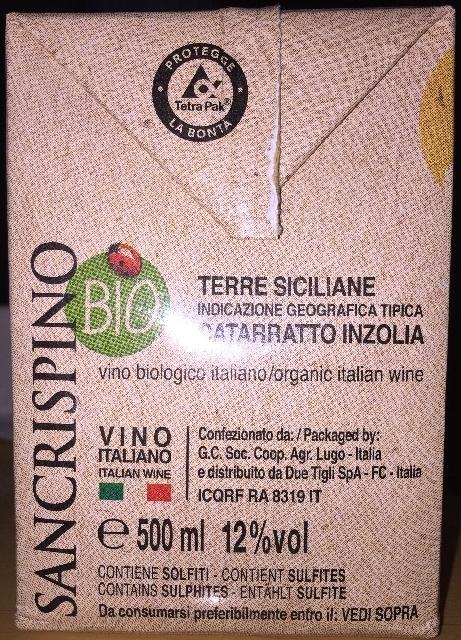 Sancrispino Catarratto Inzolia Cantie Ronco part2