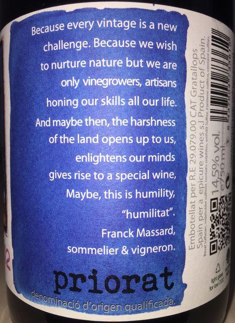 Humilitat Franck Massard 2012 part2