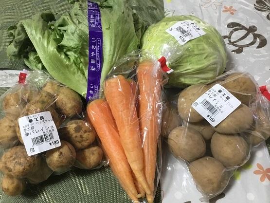 お野菜 2018-2-25-3
