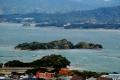神島  田辺湾