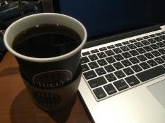 タリーズコーヒー PAUSE なんばパークス店