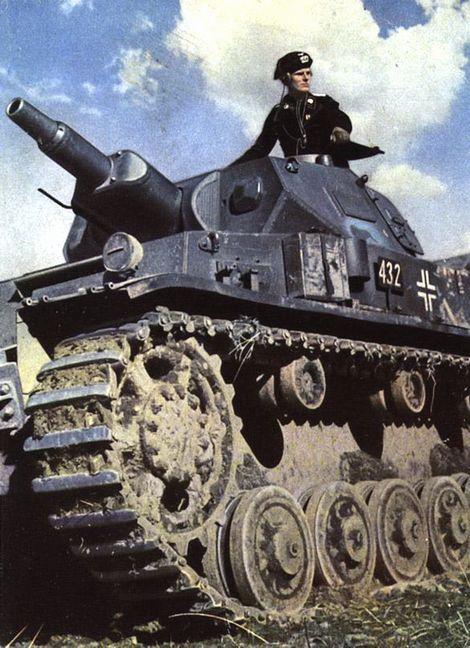 Karl August Hanke_Panzerkampfwagen IV