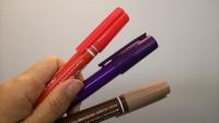 ペン型3色