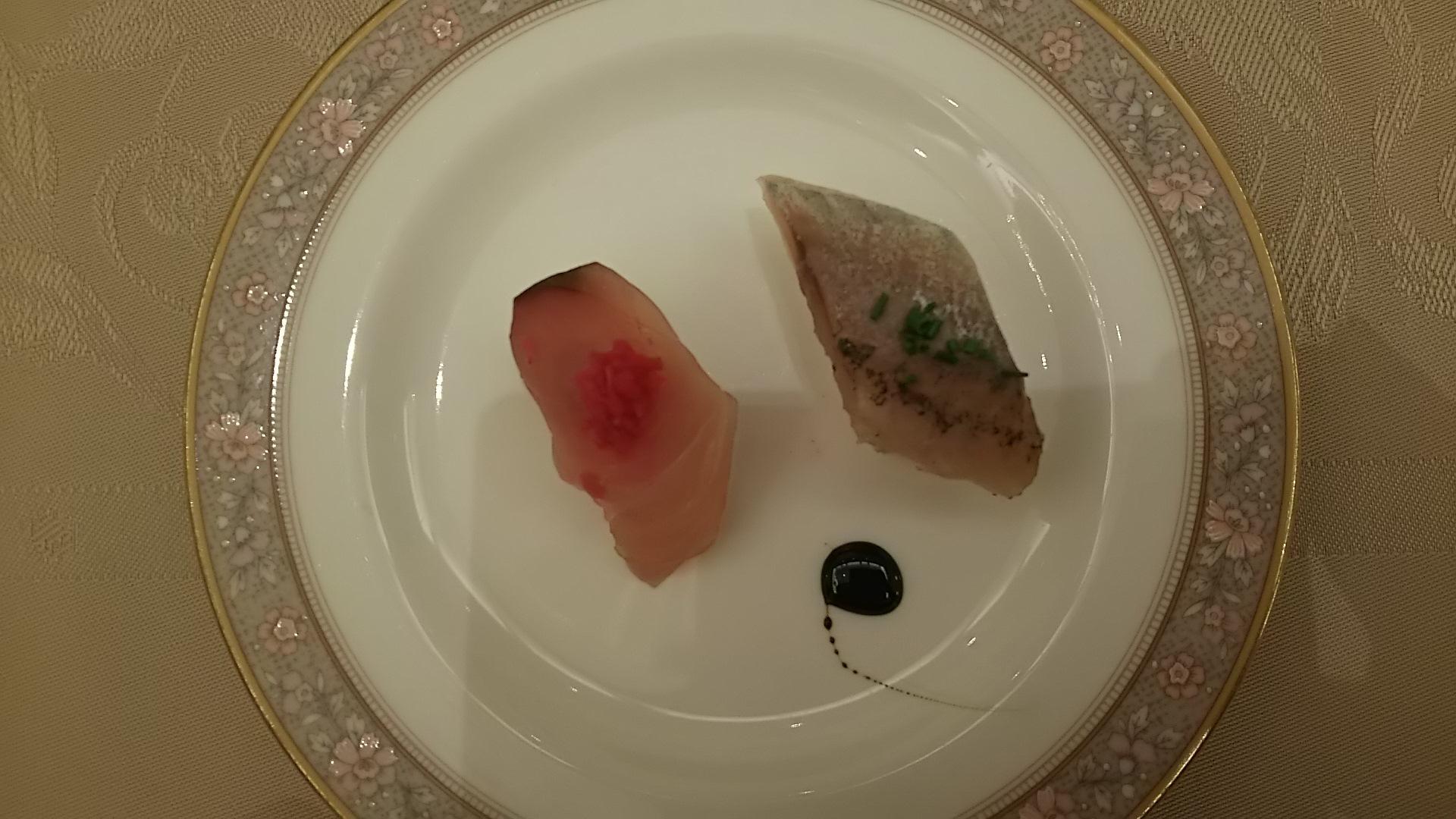 1日目夕食1