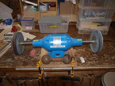 P3020029 バフ磨き