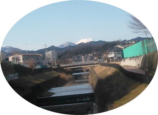 大ラスト 富士山