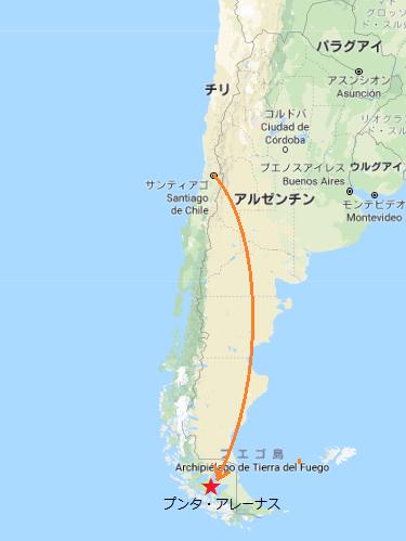 チリ 人口
