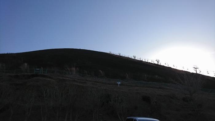 真っ黒大室山 (1)