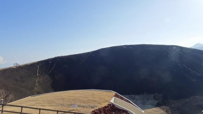 真っ黒大室山 (6)