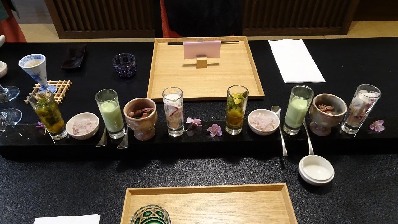 オーベルジュ 花季 食事・感想編 (2018年2月)