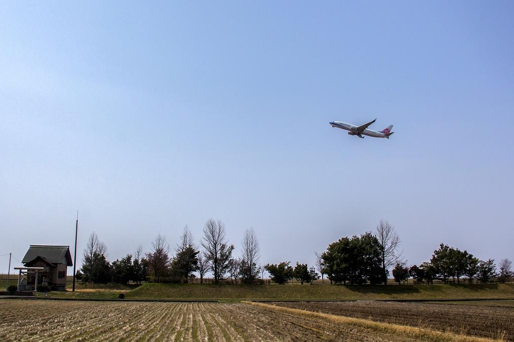 富山空港H30_4_1