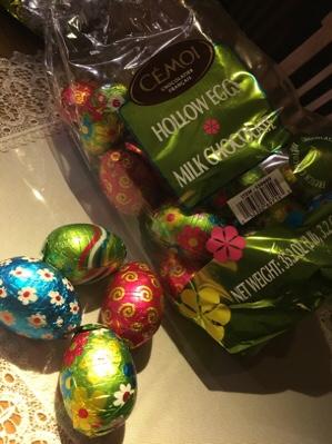チョコの季節