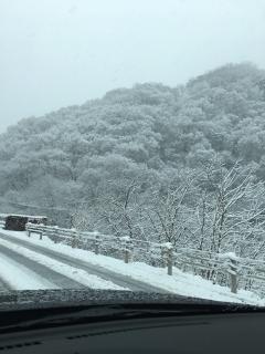 大雪の山梨ドライブ_02