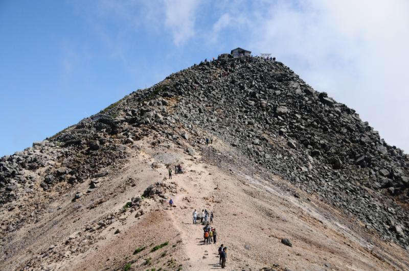 2018030402乗鞍岳