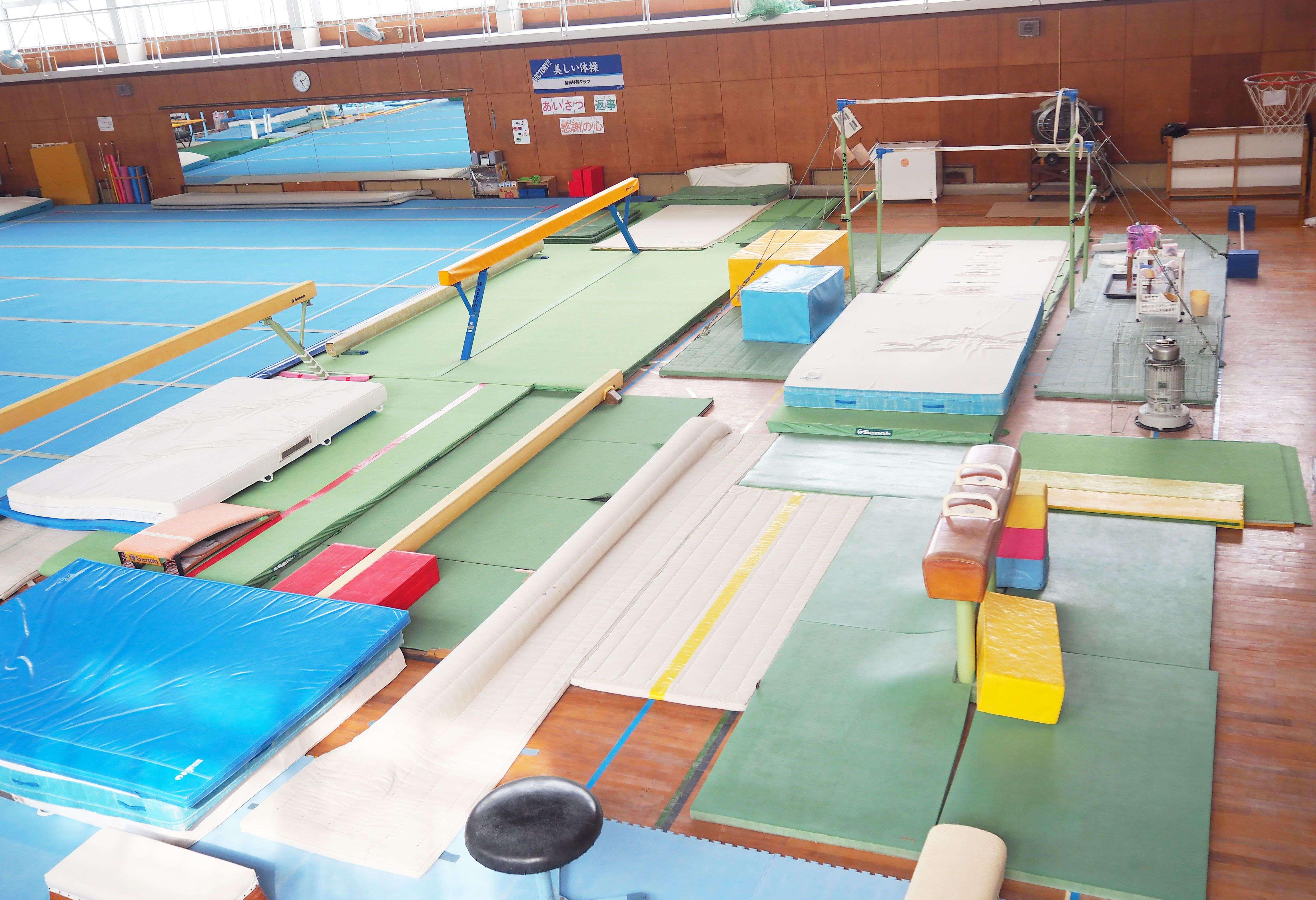 越前体操クラブ施設(旧・武生体操クラブ)