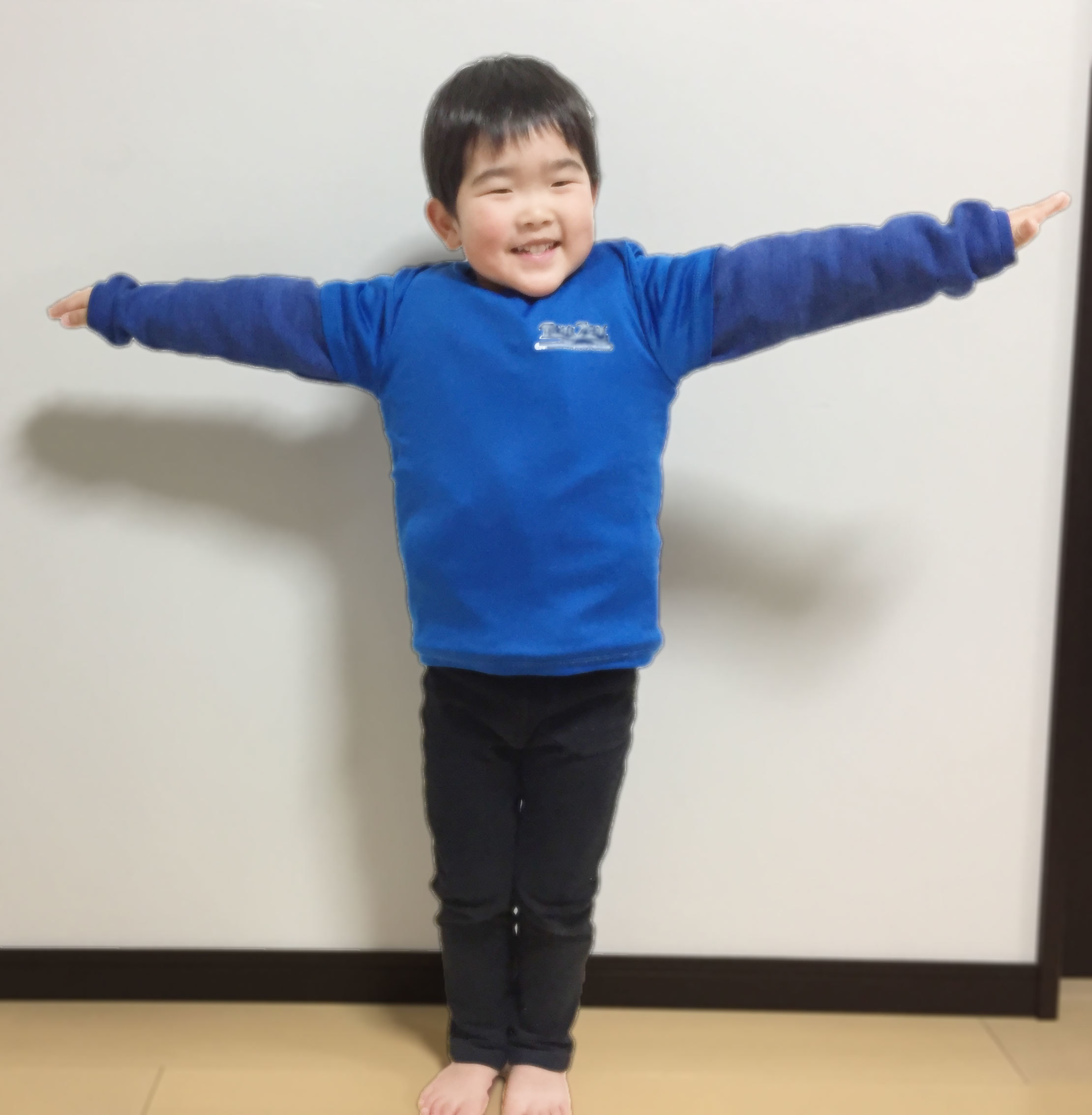 越前体操クラブ施設(旧・武生体操クラブ)幼児(4歳)