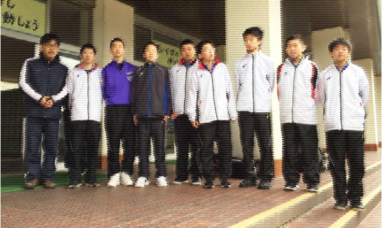 20180323_第19回全国中学選抜卓球大会出発01