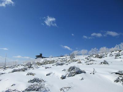 藻琴山ハイランド(3月)
