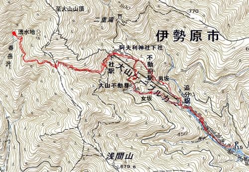 180329 春岳沢湧水地