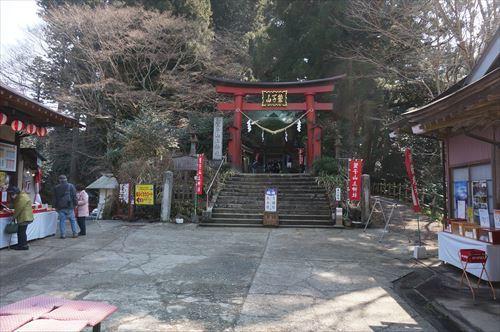 1鷲子神社