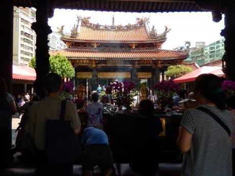 台北2017.7龍山寺
