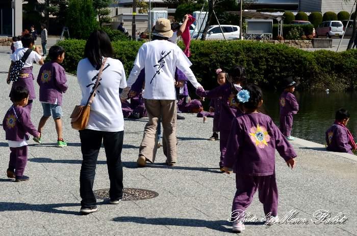 市塚屋台(だんじり) 祭り装束