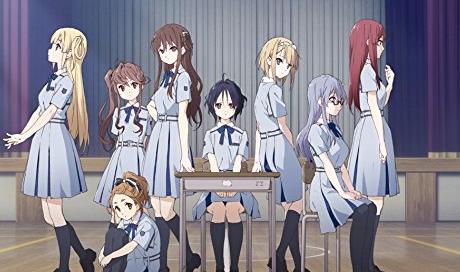 秋元康アイドルアニメ『22/7』の新曲アニメPVが公開!! CGどうよ・・・・・