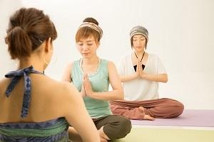 yoga瞑想