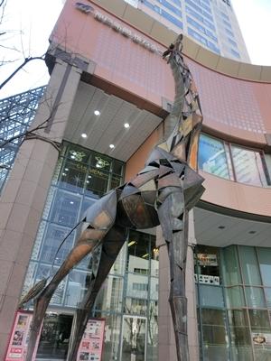 キリン像2