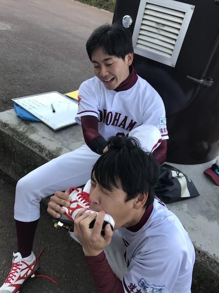 2018325 OP戦 横浜ベイ_180326_0016