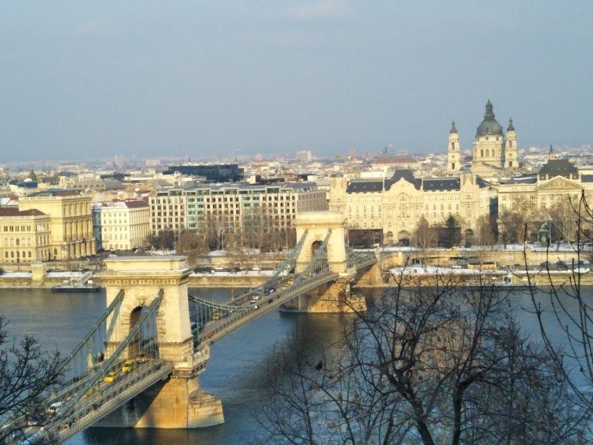 ハンガリーへショートトリップ ブタペスト