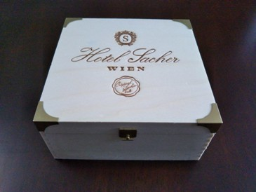 ザッハの箱